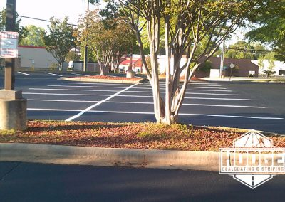 Commercial Striping